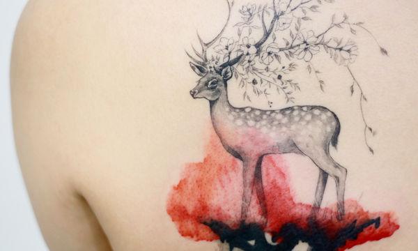 Είκοσι πέντε τατουάζ που μόνο συνηθισμένα δεν είναι (pics)