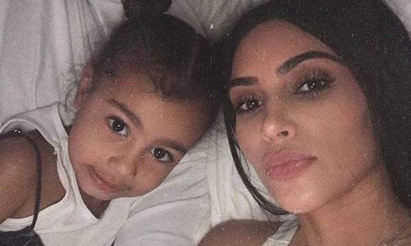 Οι πιο τρυφερές στιγμές της Kim Kardashian με την κόρη της, North West