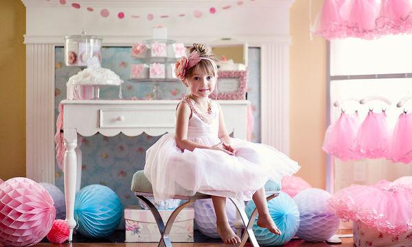 Παιδικό πάρτυ για μικρές μπαλαρίνες - Είκοσι ιδέες για να το οργανώσετε (pics)