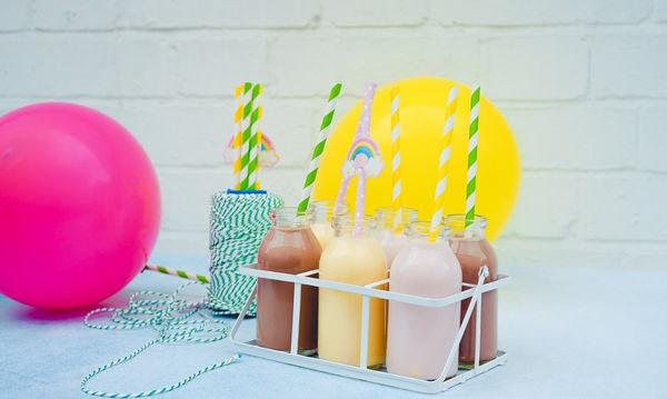 Τα πρώτα του smoothies: Καλοκαιρινές προτάσεις γεμάτες βιταμίνες!