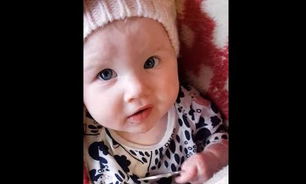 Δείτε που έβαλε μια γιαγιά την εγγονή της όσο έλειπε η κόρη της (video)