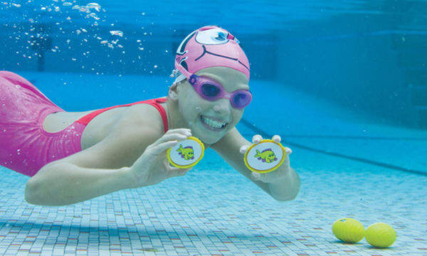 Παιχνίδι μνήμης για τους μικρούς μας κολυμβητές που είναι εξοικειωμένοι με το νερό