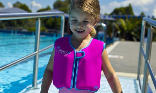 Παιδικό σωσίβιο γιλέκο για ατελείωτο και ασφαλές κολύμπι