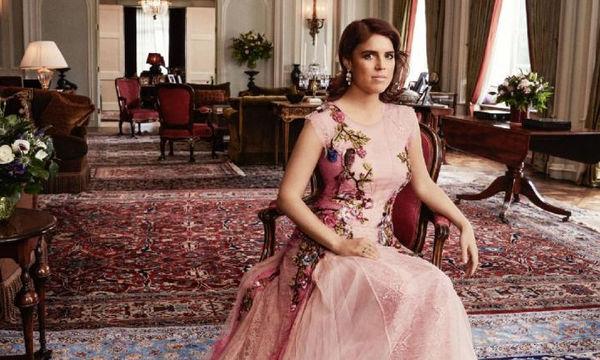 Η πριγκίπισσα Ευγενία σπάει το πρωτόκολλο: Δημοσιεύει φωτο από το εσωτερικό του Μπάκιγχαμ