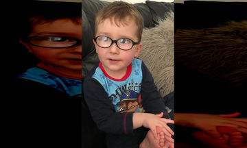 Πεντάχρονος εξηγεί στη μαμά του γιατί δεν είναι μωρό και γίνεται viral (video)