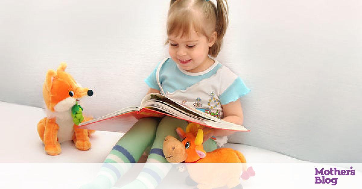 Ποια είναι τα καταλληλότερα βιβλία για παιδιά δύο χρονών και μεγαλύτερα  -  Mothersblog.gr e27ae14d83b