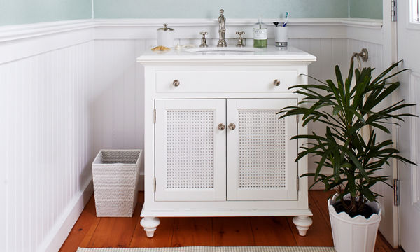 Τριάντα έξυπνες ιδέες για να ανανεώσετε το μικρό σας μπάνιο (pics)