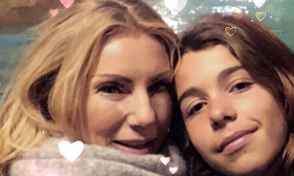 Έλενα Τσαβαλιά: Δημοσίευσε στο Instagram τους βαθμούς του γιου της - Αρίστευσε!