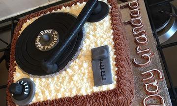 Γιορτή του Πατέρα: 15 τούρτες για την Ημέρα, που τα «σπάνε» στο Instagram