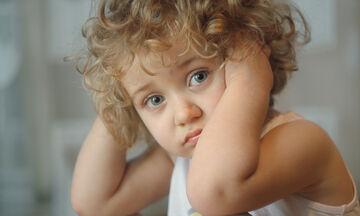 Πώς νιώθει το παιδί άραγε όταν του βάζετε τις φωνές;
