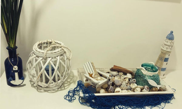 Μικρές πινελιές, που θα κάνουν τη διαφορά στην καλοκαιρινή διακόσμηση του σπιτιού σας