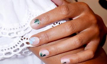 Τα πιο διακριτικά nail arts της σεζόν για το επόμενο μανικιούρ σου