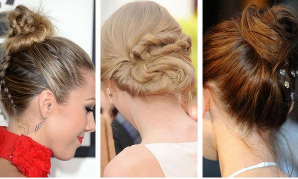 Δεκαπέντε εντυπωσιακοί κότσοι για μακριά μαλλιά (pics)