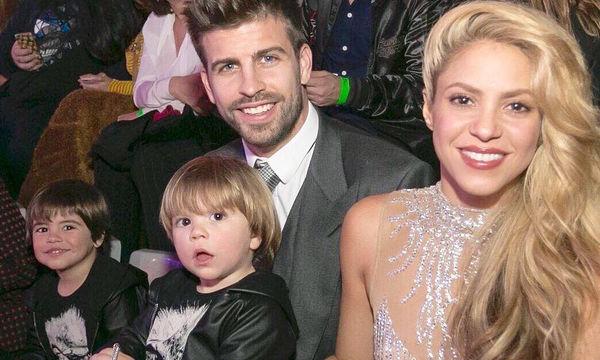 Μείναμε με το στόμα ανοιχτό! Δείτε πόσο μεγάλωσαν οι γιοι της Shakira (pic)