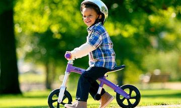 Ποδήλατο ισορροπίας: Ο ιδανικός και εύκολος τρόπος για να μάθει το παιδί ποδήλατο