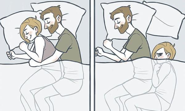 Καλλιτέχνης αποτυπώνει σε αστεία σκίτσα καθημερινές στιγμές της σύγχρονης γυναίκας (pics)