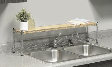 Δέκα πέντε ιδέες για να εξοικονομήσετε χώρο στην κουζίνα και το μπάνιο σας