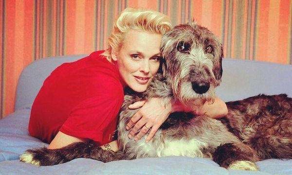 Brigitte Nielsen: Γέννησε το πέμπτο της παιδί, στα 54 της χρόνια