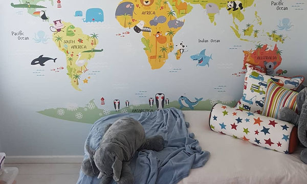 Deco: Παιδικό δωμάτιο για αγόρια με… άποψη