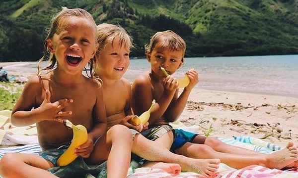 Βοηθήστε τα παιδιά σας να αποκτήσουν τις δικές τους αναμνήσεις από το καλοκαίρι
