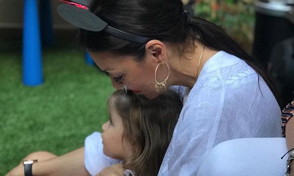 Σίσσυ Φειδά: «Όταν γεννήθηκε η κόρη μου, συνέβη κάτι μαγικό…»