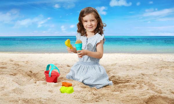 Σετ παραλίας για παιχνίδια στην άμμο