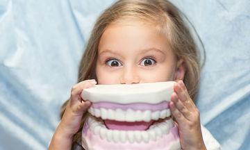 Απονεύρωση νεογιλών δοντιών ή αλλιώς πολφοτομή