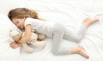 Γιατί είναι σημαντικό να έχει το παιδί έναν καλό ύπνο
