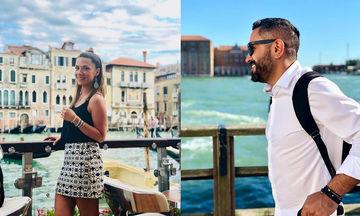 Βάσω Λασκαράκη - Λευτέρης Σουλτάτος: Ρομαντικό ταξίδι για δύο στην Ιταλία