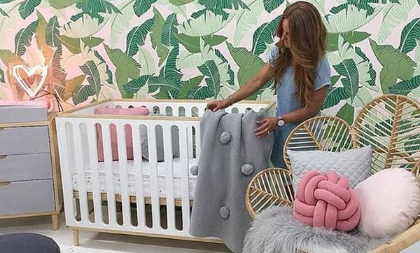 Βρεφικό δωμάτιο: Διακοσμήστε το με ζωηρά χρώματα (pics)