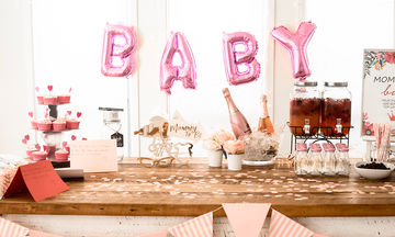 Baby shower: Ιδέες για να γιορτάσετε τον ερχομό της μικρής σας με φίλους (pics)
