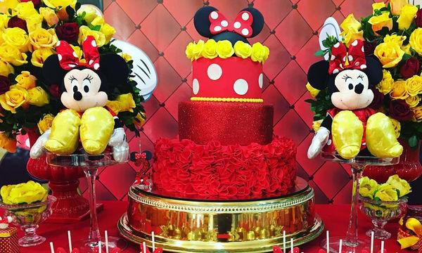 Παιδικό πάρτι με θέμα την Minnie - Κλασική κι αγαπημένη αξία