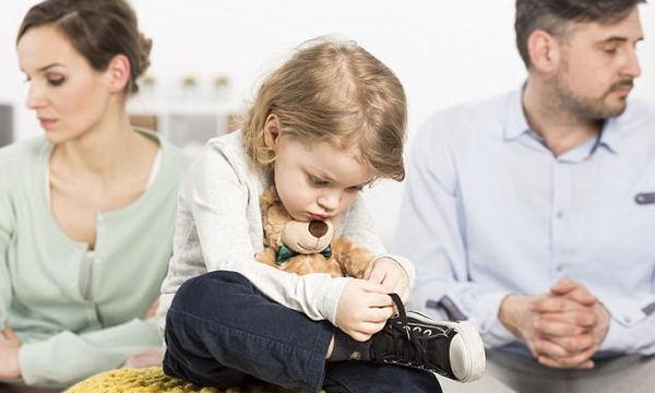 Παιδιά χωρισμένων γονιών: Μην υποτιμάτε τη νοημοσύνη τους