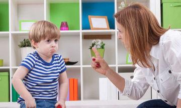 Τέσσερα λάθη που κάνουν όλοι οι γονείς στην πειθαρχία των παιδιών