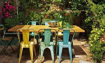Στρώστε το πιο όμορφο τραπέζι στον κήπο ή την βεράντα - 25 προτάσεις για να πάρετε ιδέες (pics)