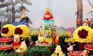 Απίθανες ιδέες για παιδικό πάρτι με θέμα τον Γουίνι και την παρέα του