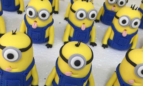 Παιδικό πάρτι χωρίς τα Minions, γίνεται;