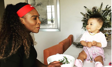 Serena Williams: Ξέσπασε σε κλάματα για την κόρη της & η συμπαράσταση του κόσμου