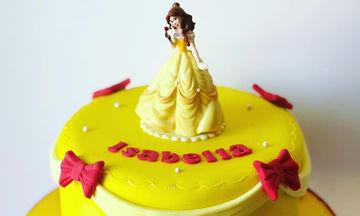 Εντυπωσιακές τούρτες με θέμα τις πριγκίπισσες της Disney