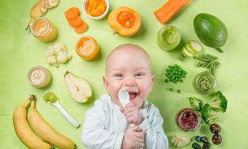 Διατροφή μωρού: Η εισαγωγή στερεών τροφών σε μικρή ηλικία εξασφαλίζει καλύτερο ύπνο