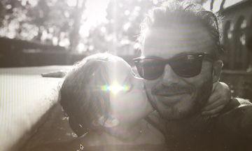 Η Harper Beckham έγινε 7 και θυμόμαστε τις πιο αγαπησιάρικες στιγμές της στο Instagram