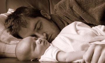 Υπέροχες εικόνες μπαμπάδων με τα παιδιά τους