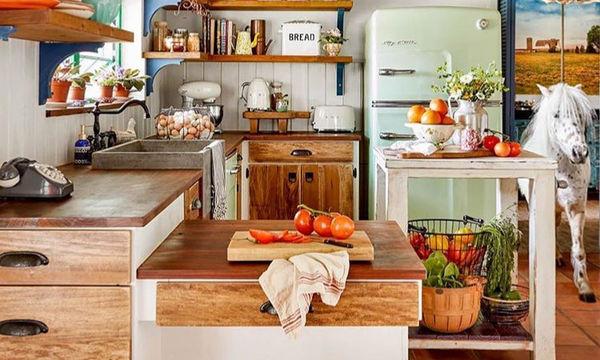 Αυτές είναι οι πιο ωραίες boho κουζίνες που έχετε δει ποτέ (pics)
