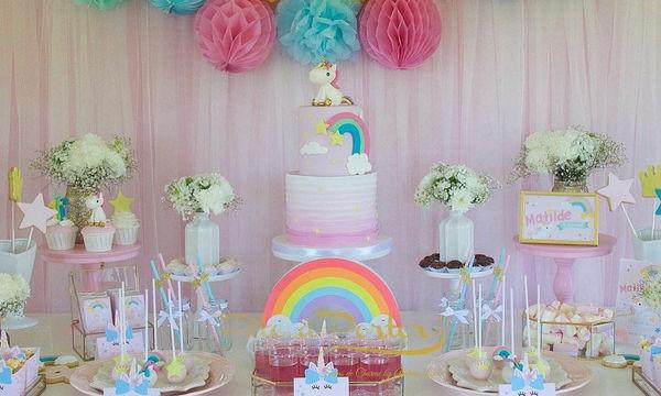 Απίθανες ιδέες για πάρτι γενεθλίων για κορίτσια