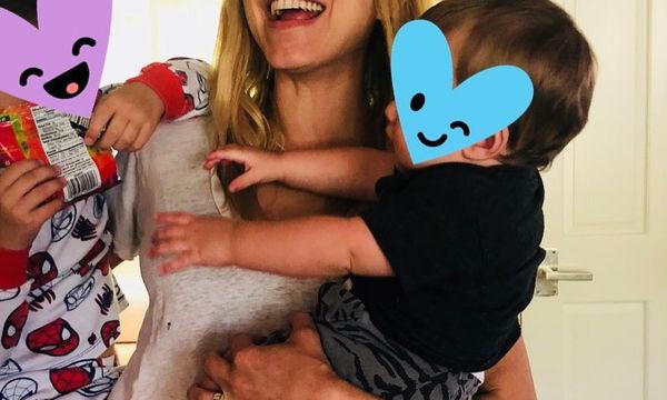 Η γνωστή ηθοποιός σταμάτησε να δημοσιεύει φωτογραφίες των παιδιών της: Η δήλωση στο Instagram