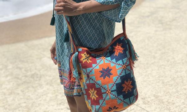Οι crochet bags έχουν η boho-vintage τάση που θα λατρέψεις φέτος