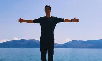 Σάκης Ρουβάς: Οι μοναδικές στιγμές με τα παιδιά του, που «τρέλαναν» το Instagram