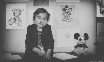 Μαμά φωτογραφίζει τα παιδιά της ως ήρωες της Disney και μας αφήνει με το στόμα ανοιχτό (pics)