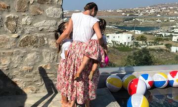 Despoina's little stories «Στη Μύκονο με τα κορίτσια μου!»