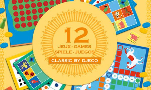 Δώδεκα κλασικά επιτραπέζια παιχνίδια για τρελή διασκέδαση